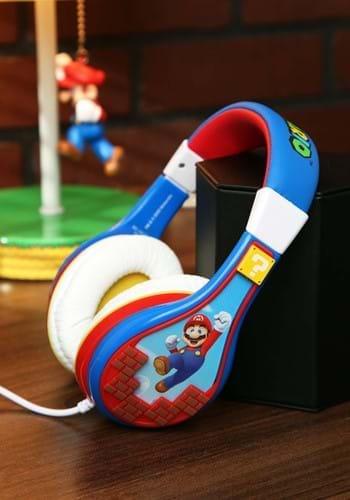 Super Mario Bros Youth Headphones