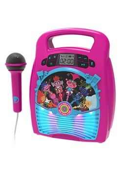 Trolls 2 World Tour Bluetooth MP3 Karaoke w Microp