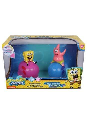 SpongeBob and Patrick Jellyfish Racers 2 Pack Upd