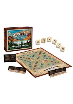 Scrabble National Parks
