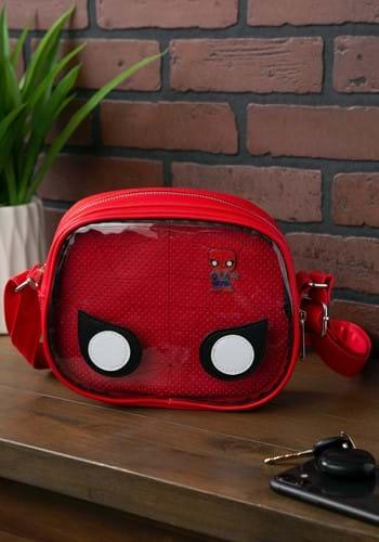 Pop! By Loungefly Marvel Spider-Man Crossbody Bag-1