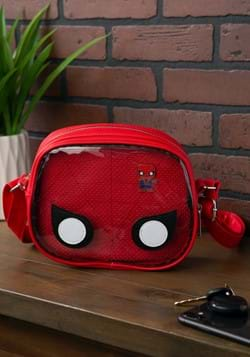 Pop! By Loungefly Marvel Spider-Man Crossbody Bag