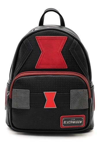 Loungefly Marvel Black Widow Mini Backpack