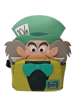 Loungefly Mad Hatter Mini Backpack