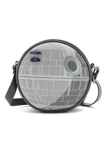 Loungefly Star Wars Death Star Crossbody Bag w/ Pi