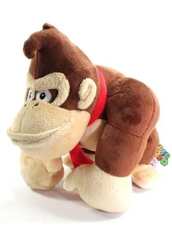10 Inch Donkey Kong Plush Update