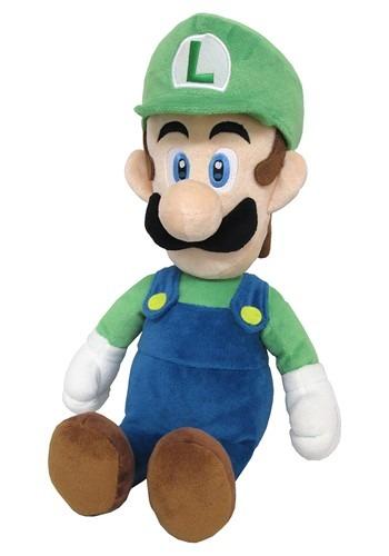 """Luigi 15"""" Plush"""