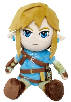 "Zelda Breath of the Wild Link 12"" Plush"