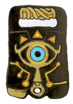 Zelda Breath of the Wild Sheikah Slate Cushion