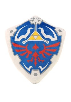 Zelda Hylian Shield Cushion