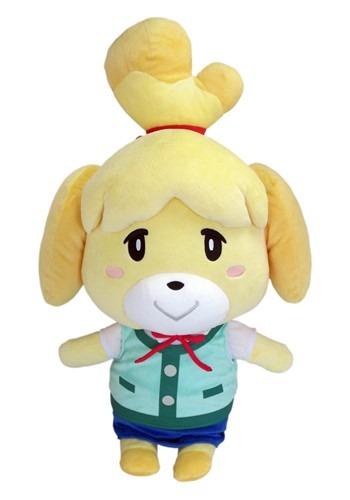 "Animal Crossing Isabelle 16"" Plush"