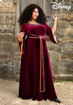 Tangled Mother Gothel Plus Size Costume