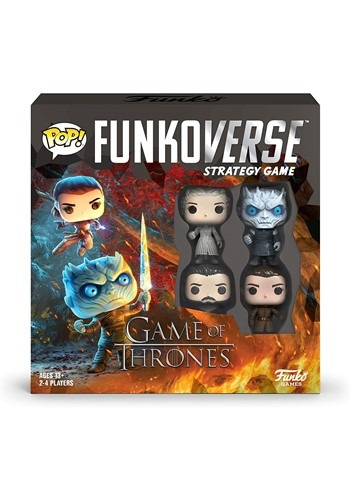 POP Funkoverse: Game of Thrones 100