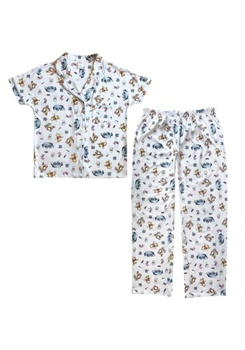POOH & FRIENDS STACK NOTCH SLEEP SET