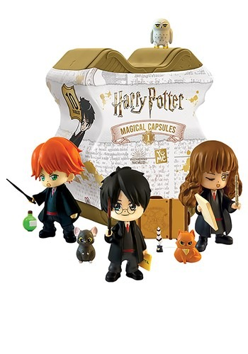 Harry Potter Magical Bronze Capsules