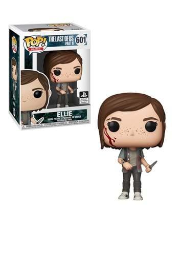 POP Games: The Last Of Us- Ellie