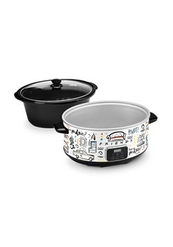 Friends Central Perk 7 Quart Slow Cooker