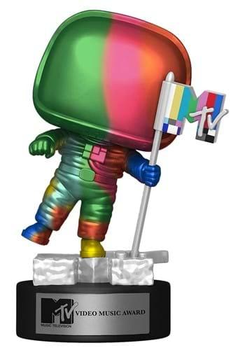POP Ad Icons MTV Moon Person Rainbow MT Figure