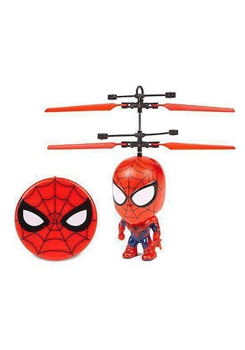 Marvel 3.5 Inch Spider-Man Flying Figure IR Helico