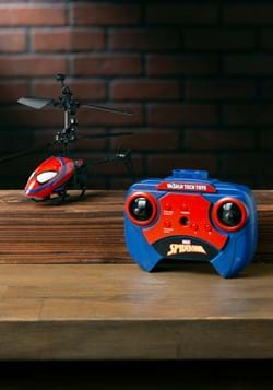 Marvel Spider-Man 2CH IR Helicopter-1