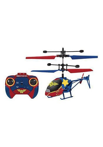 DC Wonder Woman 2CH IR Helicopter
