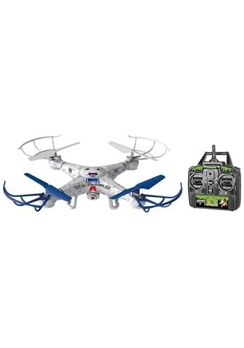 Ghostbusters Stay Puft Video Camera RC Quadcopter Upd