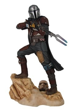 Gentle Giant Star Wars The Mandalorian Premier Collectible