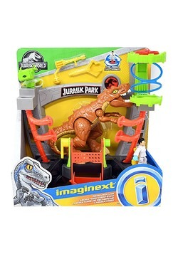 Fisher Price Jurassic Park Playset