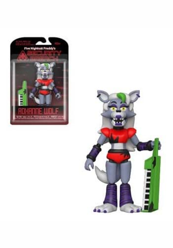 Action Figure: Five Nights at Freddys-Security Bre