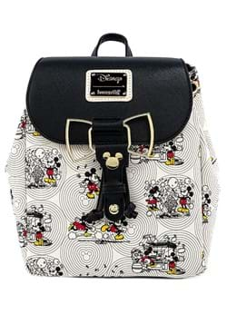 Loungefly Mickey Bow Hardware Backpack