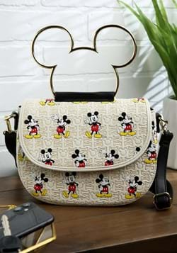 Loungefly Mickey Hardware Crossbody Bag