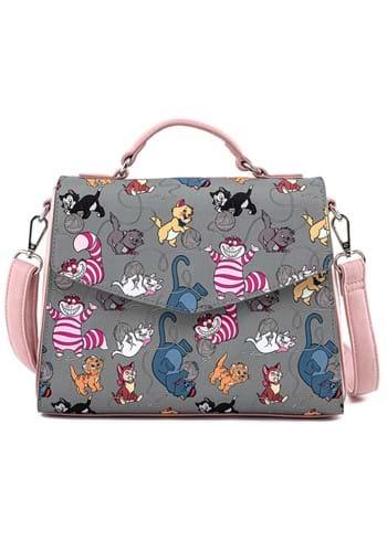 Loungefly Disney Cats Crossbody Bag