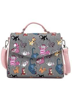 Loungefly Disney Cats Crossbody Bag