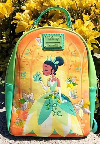 Loungefly Disney Tiana Mini Backpack