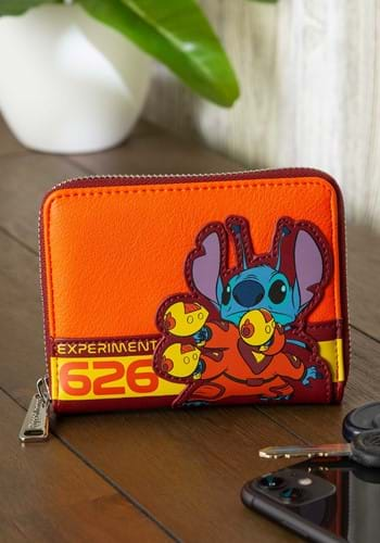 Loungefly Stitch Experiment 626 Wallet-Update
