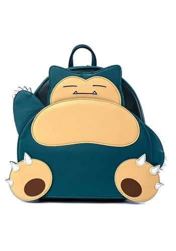Loungefly Pokemon Snorlax Mini Backpack