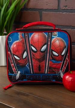 Spider-Man Rectangular Lunch Bag-1