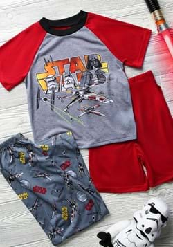 Star Wars 3 Piece Sleepwear Set