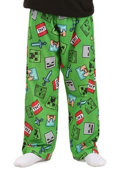 Minecraft Pajama Pants