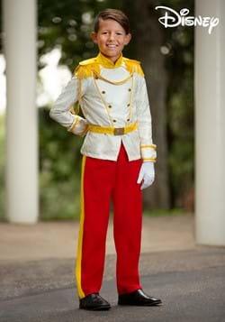 Kids Cinderella Prince Charming Costume