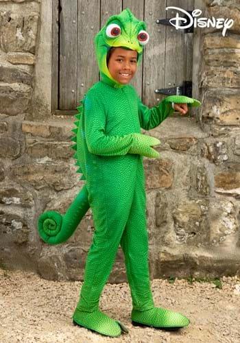 Kids Disney Tangled Pascal Costume main upd