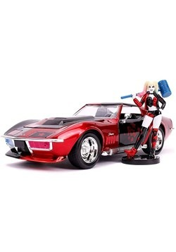 1969 Chevy Corvette Stingray Harley Quinn 1:24 Update