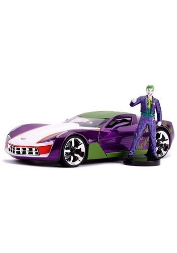 2009 Chevy Corvette Stingray Joker 1:24 Scale Update