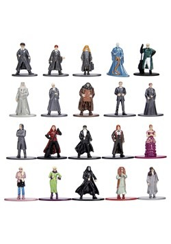 Harry Potter Nano Metal Figs 20-Pack Wave 2
