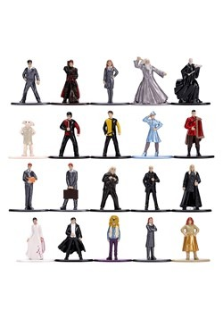 Harry Potter Nano Metal Figs 20-Pack Wave 3