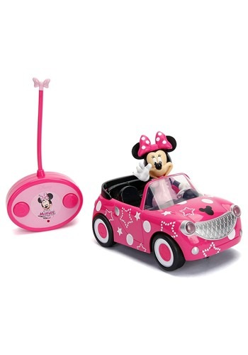 Minnie Mouse Roadster Stars R/C