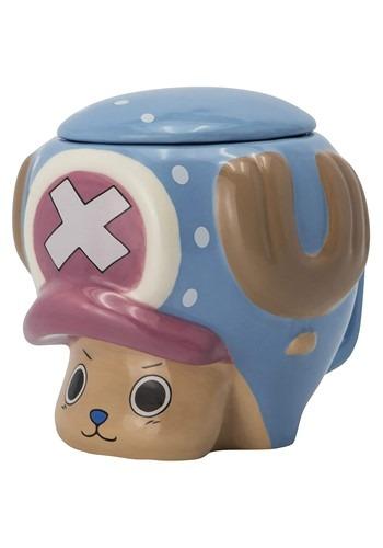 One Piece Chopper 8 oz 3D Mug