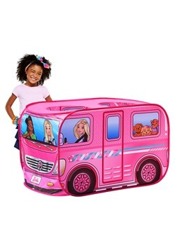 Barbie Dream Camper Pop-Up Tent