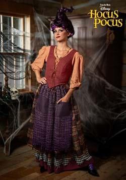 Women's Hocus Pocus Mary Sanderson Costume-0
