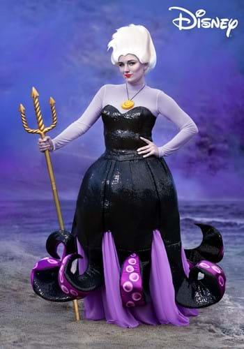Women's Premium Ursula Costume-2